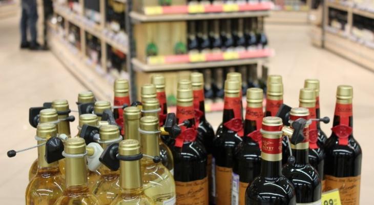 Более половины торгующих алкоголем делают это с нарушениями