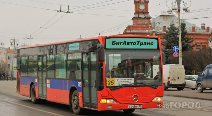 9-ого мая во Владимире поменяются маршруты движения автобусов