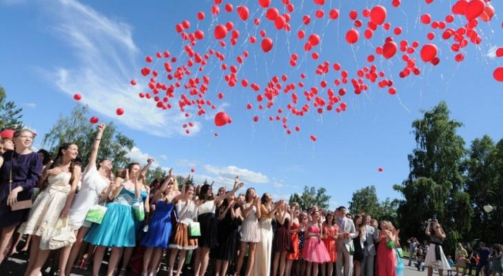 На праздниках могут запретить использовать воздушные шары. Ужас?