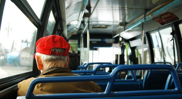 Автобусу №55С во Владимире продлили маршрут