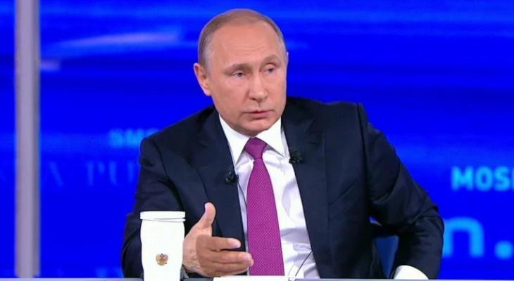 """5 забавных сообщений, которые """"просочились"""" на прямую линию с Путиным"""