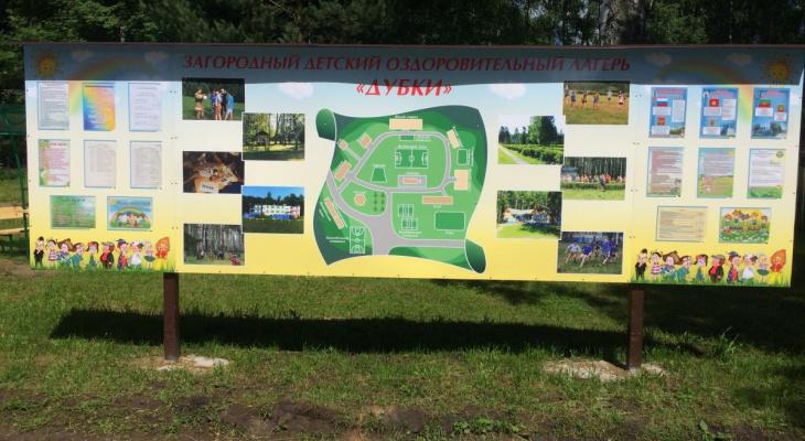Прокуратура обнаружила нарушения в детских лагерях Владимирской области