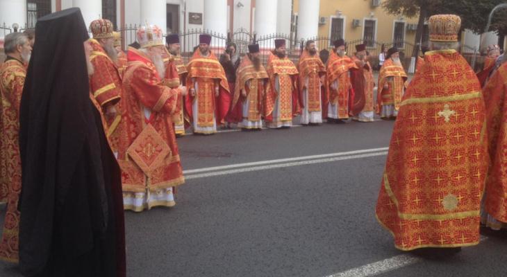 Улица Добросельская во Владимире будет перекрыта ради Крестного хода