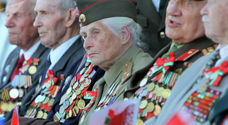 """""""Дети войны"""" во Владимирской области получили дополнительные привилегии"""