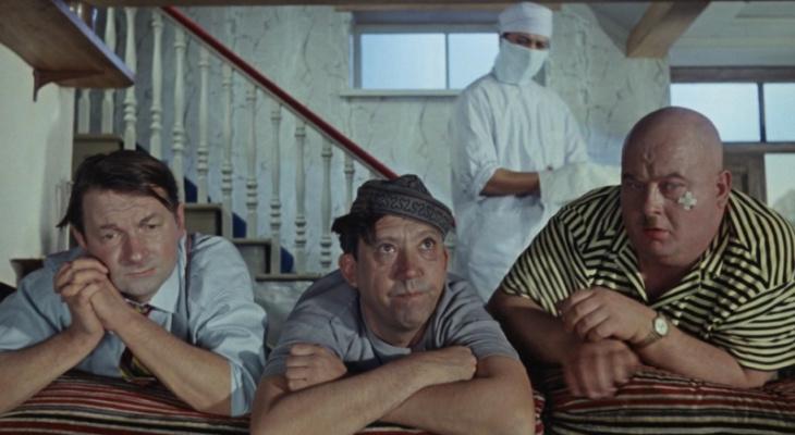 Тест дня: проверьте себя на знание советского кино