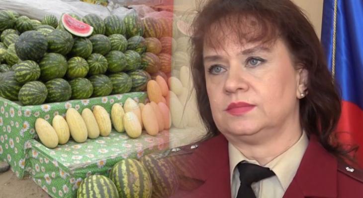 Ранние арбузы во Владимире: лотерея для здоровья