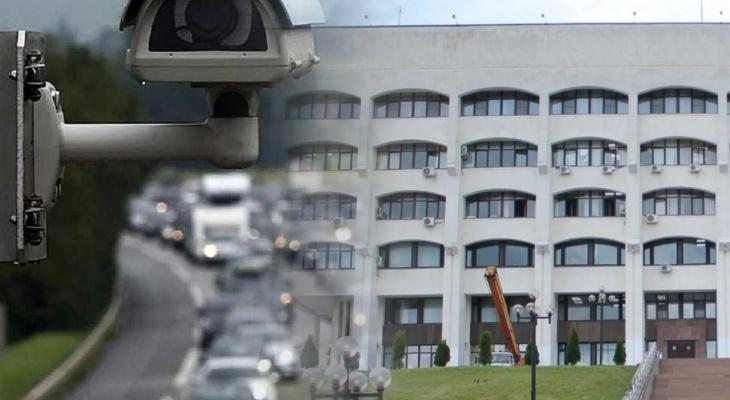Белый дом удвоит количество камер во Владимирской области