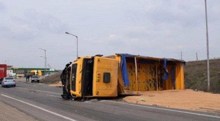 Во Владимире штраф получили 15 водителей грузовиков