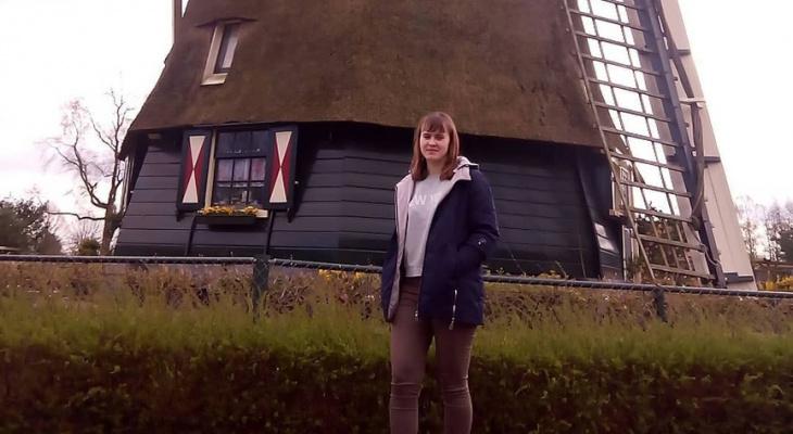 «Нидерланды — страна «тысячи мельниц»