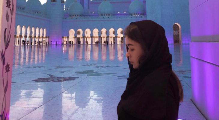 """Горожанка: """"Эмираты — страна """"золотых"""" мечетей"""""""