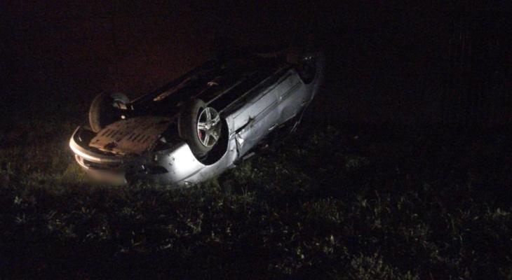 Ночное ДТП в Петушках: погибла девушка-подросток