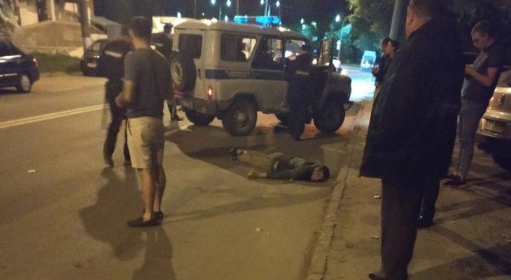 """На Егорова мотоциклист впечатался в """"Оку"""": есть погибший"""