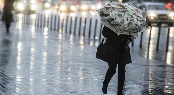 Владимир накрыло дождями и грозой. Погода будет только ухудшаться?