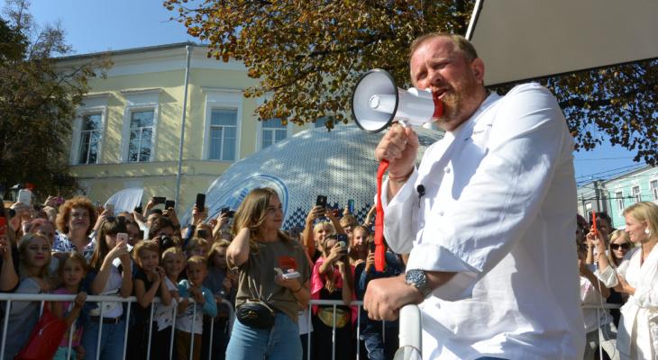 Знаменитый шеф-повар Константин Ивлев научит владимирцев готовить