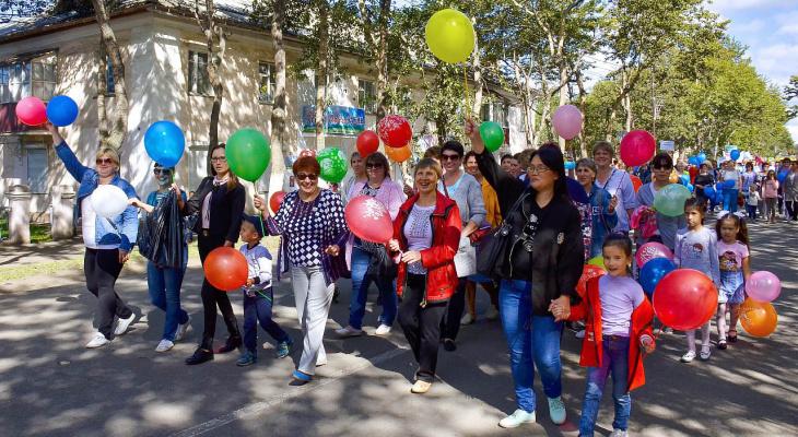 Два юбилея в одном городе: микрорайоны Юрьевец и Оргтруд отметят дни рождения