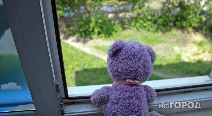 В Юрьевце из окна второго этажа выпал двухгодовалый ребенок