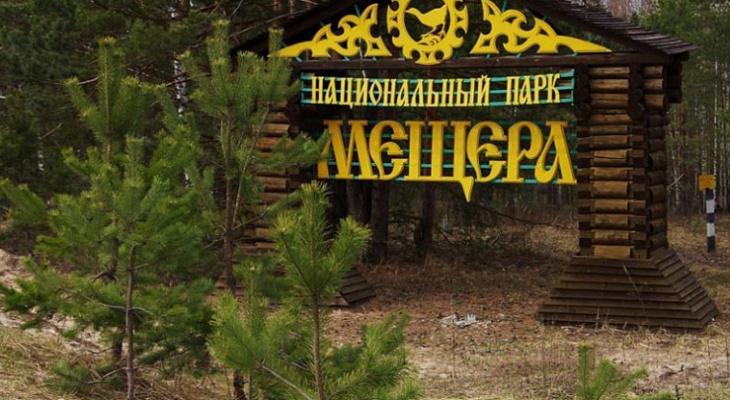 В национальном парке «Мещера» сняли реалити-шоу «Территория семьи»