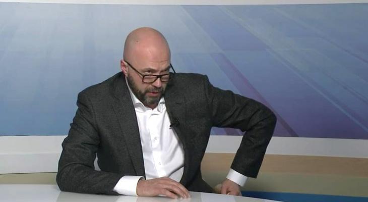 Игоря Конышева отпустили под подписку о невыезде