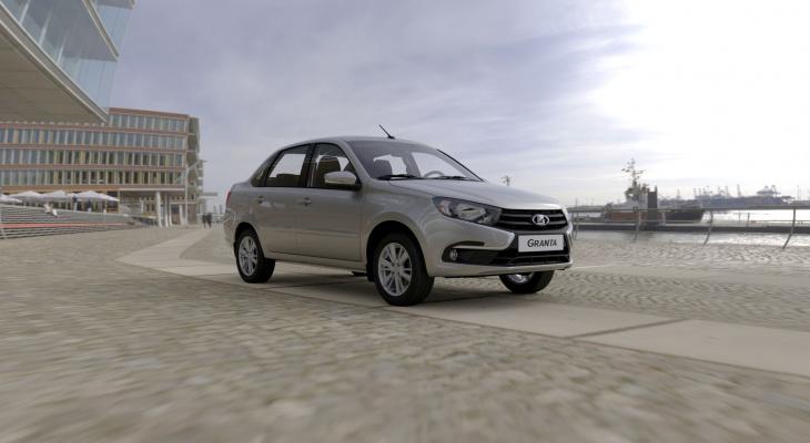 Купить LADA Granta Drive Active теперь можно во Владимире!