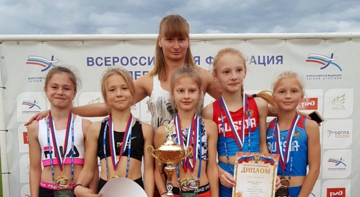 6 медалей на всероссийских соревнованиях: земляки показали отличные результаты