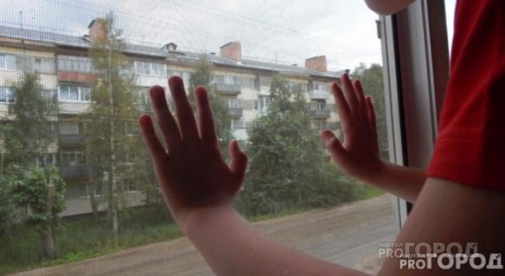 Во Владимире из окна с высоты третьего этажа выпал ребенок