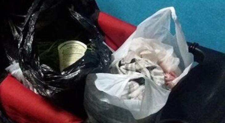 Положили мусорные пакеты в детскую коляску: война соседей во Владимире