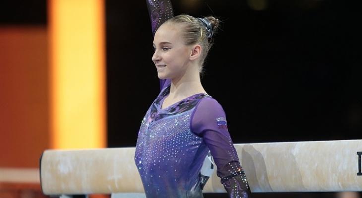 Владимирская гимнастка завоевала «серебро» на чемпионате мира в Германии