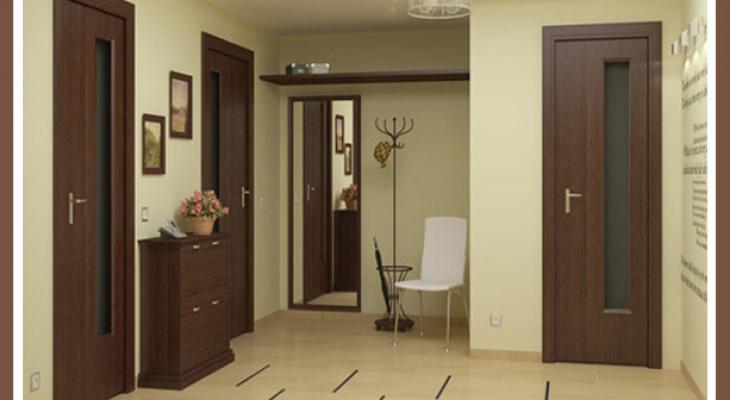 В съемную квартиру или офис: где купить современную дверь и не разориться?