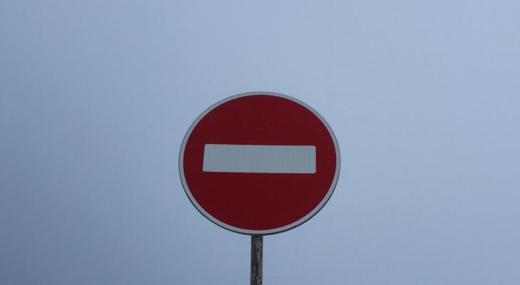 С завтрашнего дня закроют проезд на трассу М-7 с улицы Белякова