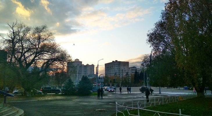 Какую погоду во Владимире обещают синоптики на 15 октября?