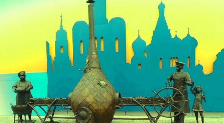 Во Владимире хлебокомбинат установил первый в России памятник