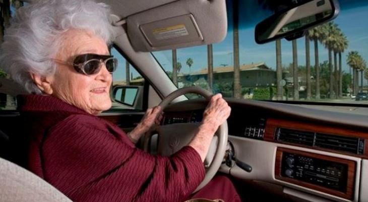 Во Владимирской области автоледи в возрасте 70+ сражаются за первое место