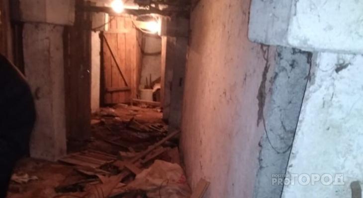 В подвале жилого дома во Владимире обнаружили труп женщины