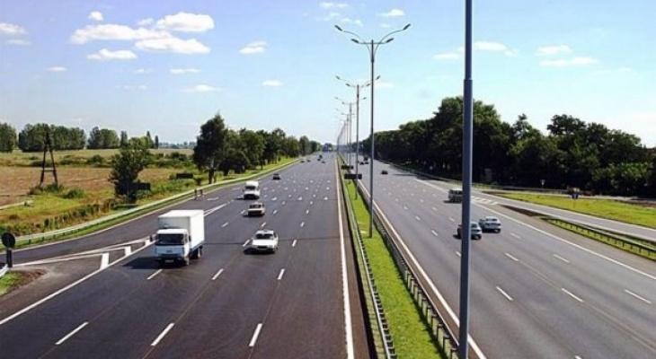 В Ковровском районе на участке М-7 поменяют схему дорожного движения