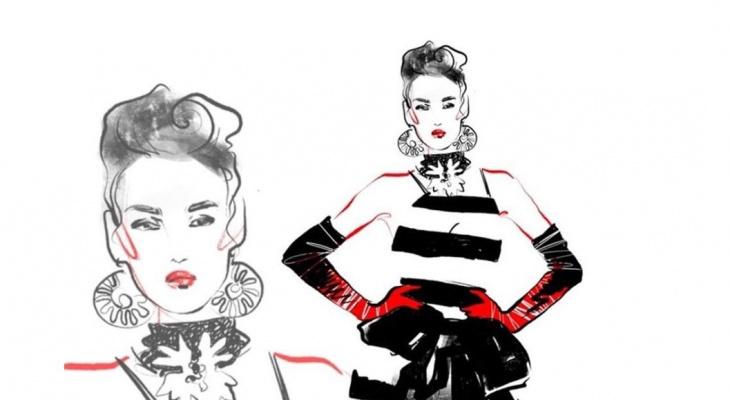 Необычная Fashion-выставка проходит во Владимире