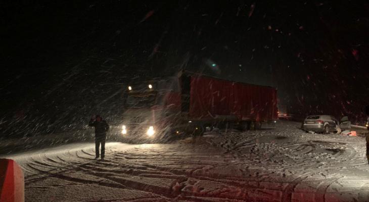 Во Владимирской области в ДТП погибли 9 человек