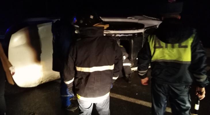 Смертельная авария на Южной объездной (фото)