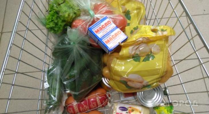 Во Владимирской области дорожает хлеб и дешевеют бананы
