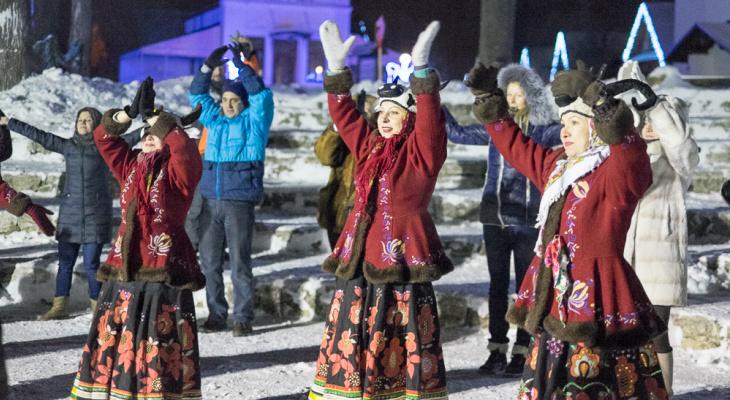 Суздаль стал одним из самых желанных городов на новогодние праздники