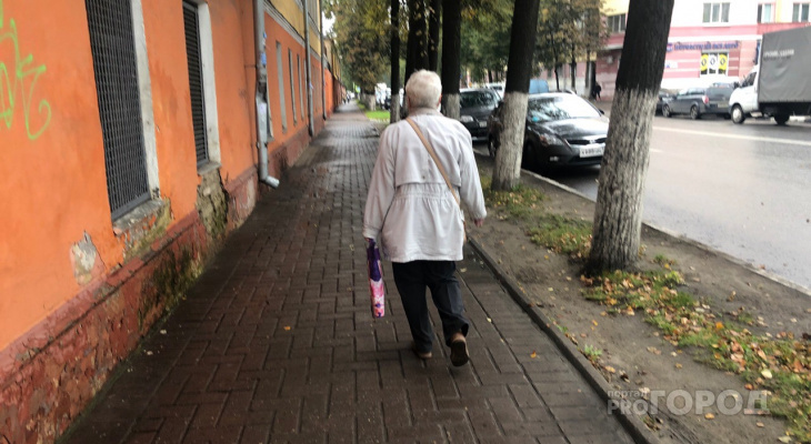 Во Владимире пенсионерка сломала руку, сражаясь с подростком