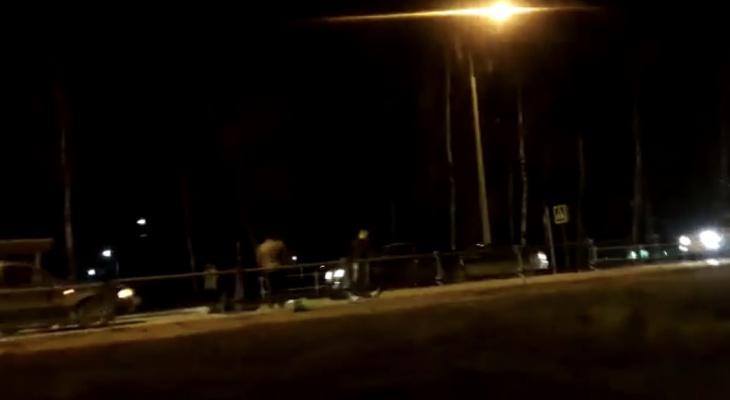 В Мелехово на «зебре» сбили двух пешеходов