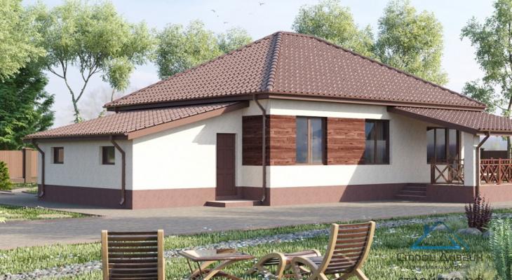 Как бюджетно построить кирпичный дом?