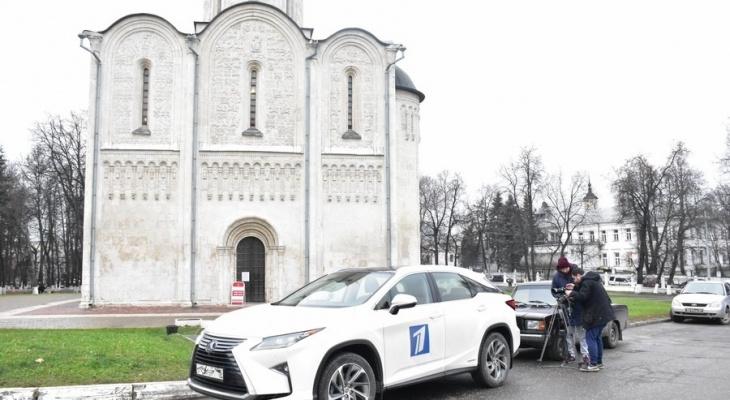 Владимир засветился в интересном проекте на Первом канале