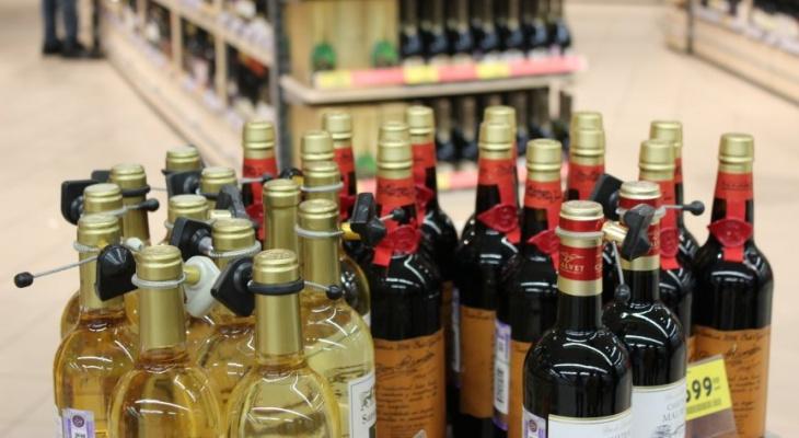 Время продажи алкоголя предлагают сократить