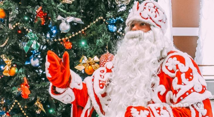 В свой день Рождения Дед Мороз подарит подарки владимирцам