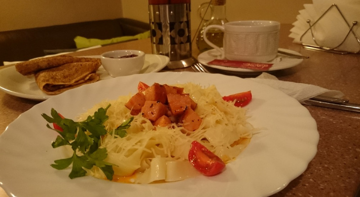 Дом, кафе или столовая: где предпочитают обедать владимирцы?