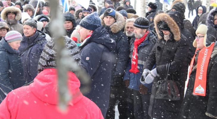 Владимирцы собираются на митинг против беспредела на М-7