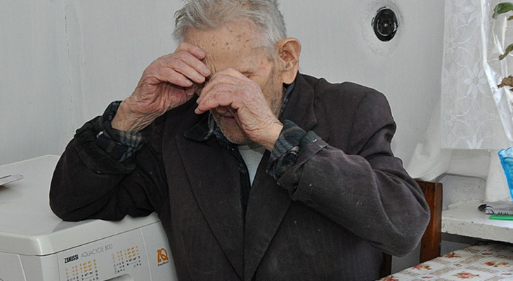 В Гусь-Хрустальном пожилая пара едва не погибла в собственном доме
