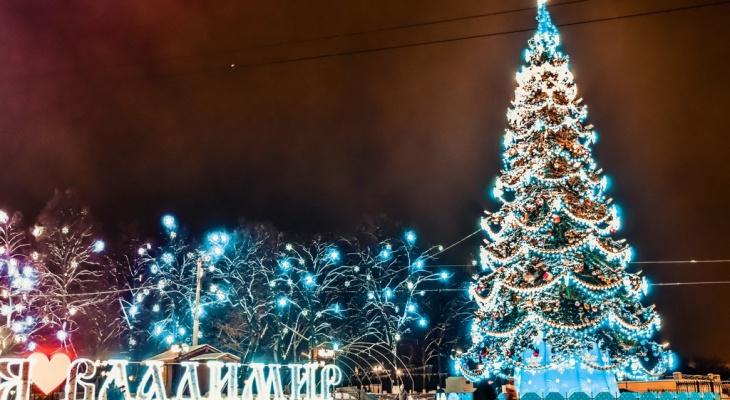Владимир готовится к Новому году!