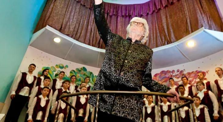 Владимирскому детскому хору вручили Гран-при